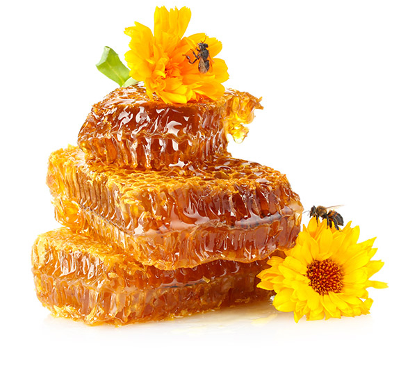 honey-stack