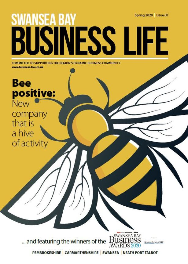 Swansea Bay Business Life Issue 60